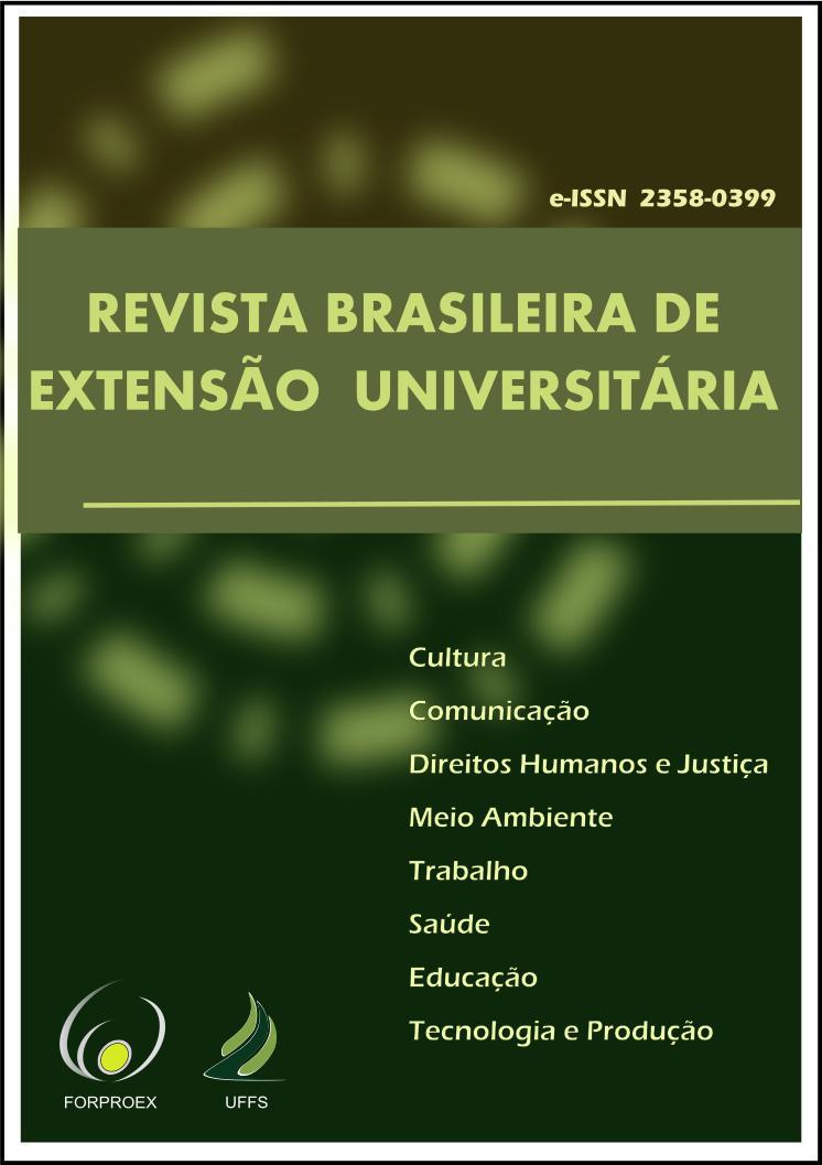 Comunicação, Saúde, Cultura, Direitos Humanos, Meio Ambiente, Educação, Tecnologia, Trabalho - Fórum dos Pró-reitores de Extensão das Universidades Públicas Brasileiras